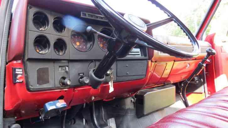 Chevrolet C70  1982    Emergency  U0026 Fire Trucks