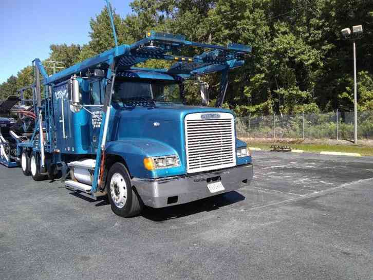 Freightliner car hauler for sale