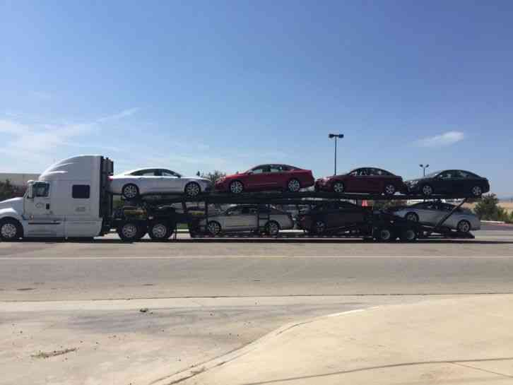 truck paper car carrier Find great deals on ebay for car carrier trailer and used car haulers shop with confidence.