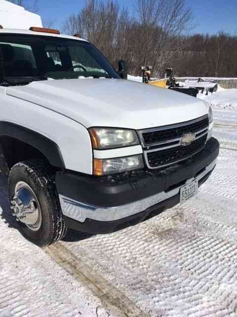 Chevrolet 3500hd (2007) : Utility / Service Trucks