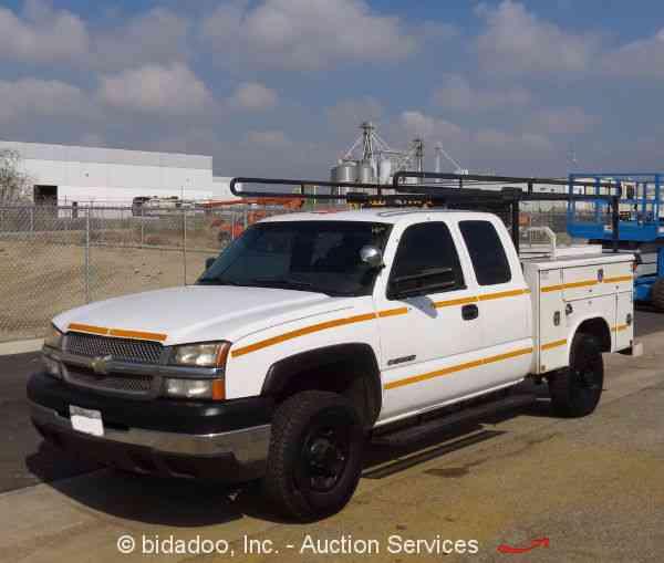 GMC 3500 (1991) : Utility / Service Trucks
