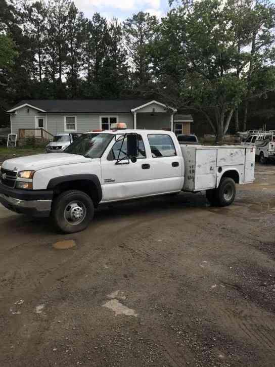 Chevrolet 3500 (2006) : Utility / Service Trucks