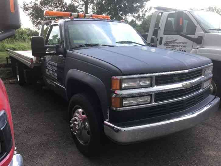 Chevrolet 3500hd 1996 Flatbeds Amp Rollbacks