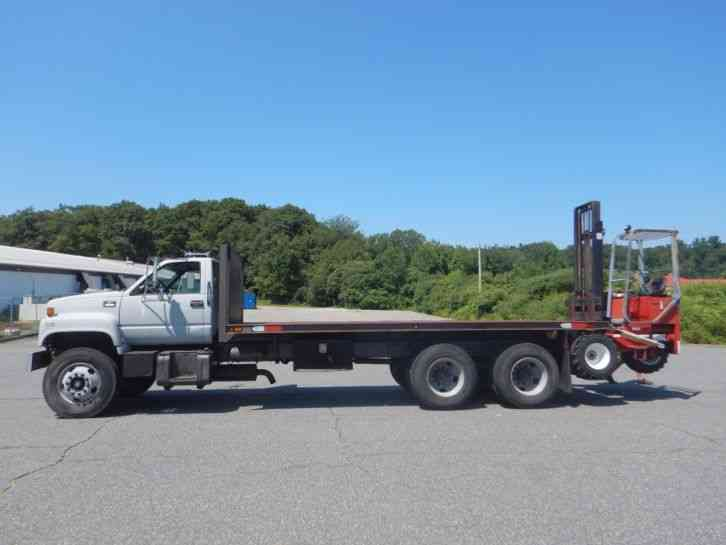 Chevrolet C8500 1997 Heavy Duty Trucks