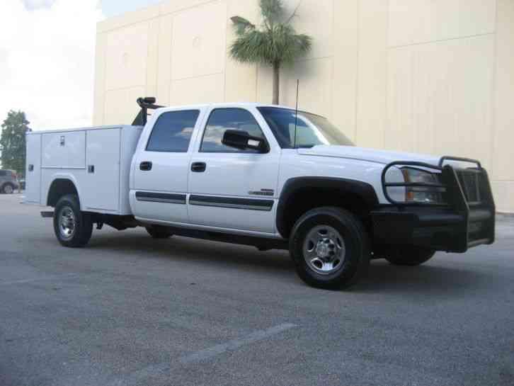 gmc  utility service trucks