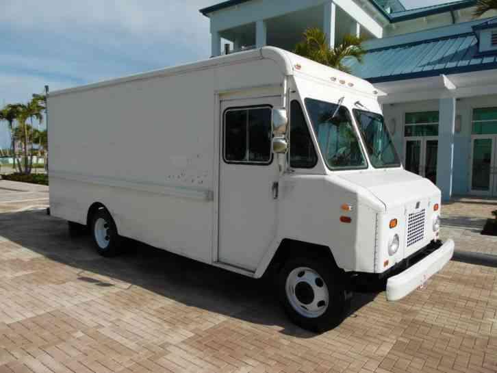 P30 Step Van For Sale >> CHEVROLET P30 Step Van 16ft Food Truck (1987) : Van / Box ...