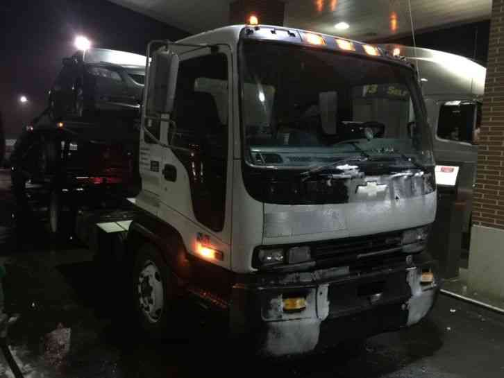 Chevrolet T6500 1999 Medium Trucks