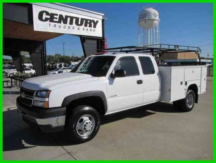 Utility Bed Trucks For Sale In Texas