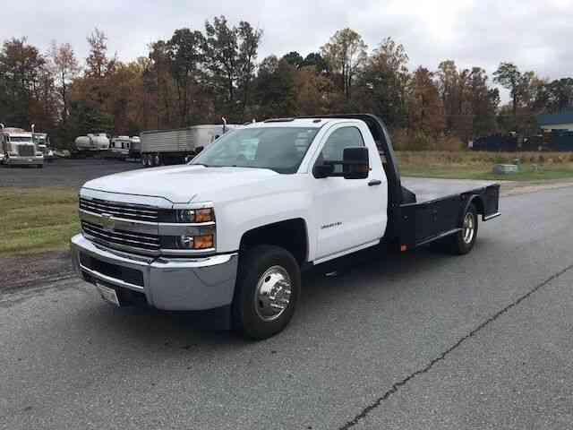 Chevrolet 3500HD (2001) : Light Duty Trucks