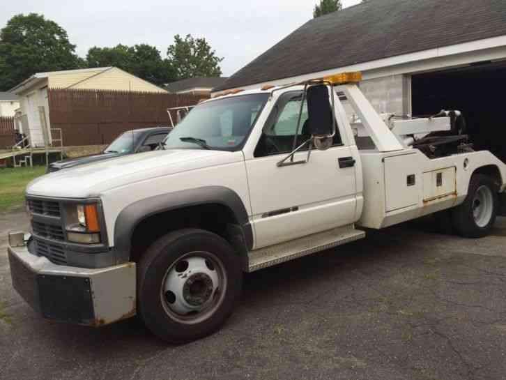 Chevrolet 3500 Hd 2000 Wreckers