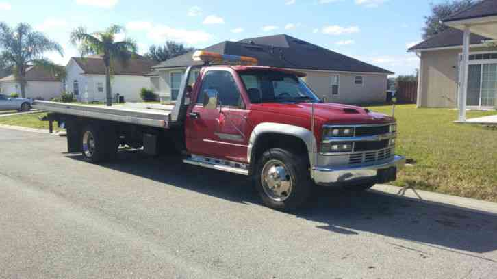 Chevrolet 3500 Hd 1995 Flatbeds Amp Rollbacks