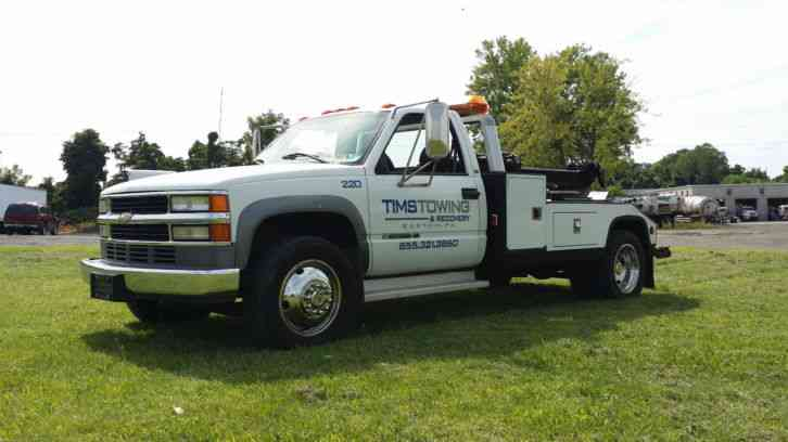 Chevy 3500HD (2001) : Wreckers
