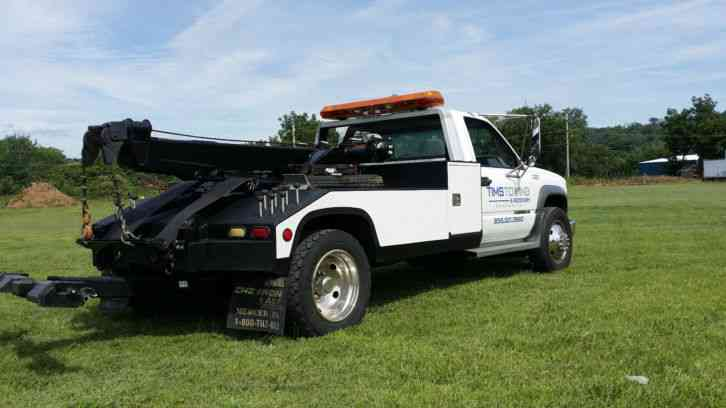 Repo Trucks For Sale >> Chevy 3500HD (2001) : Wreckers