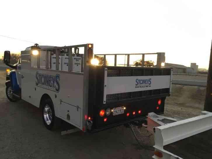 Chevrolet 5500 (2006) : Utility / Service Trucks