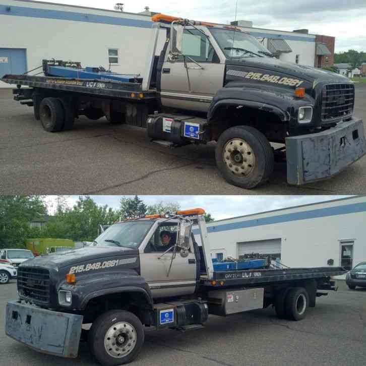 Ford Ford F650 (2007) : Flatbeds & Rollbacks