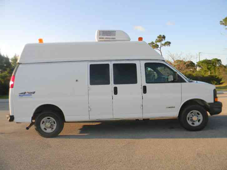 Sewer Camera For Sale >> Chevrolet Express 3500 (2003) : Light Duty Trucks