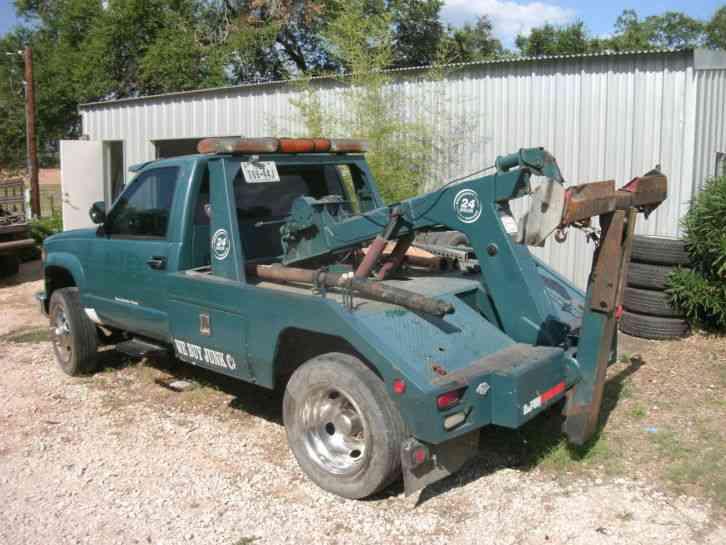 Chevrolet Tt  1996    Wreckers