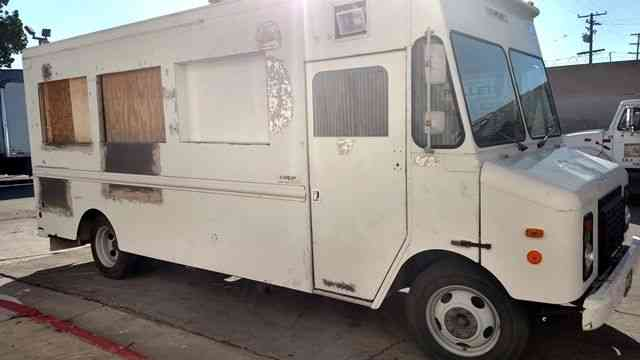 Lunch Truck For Sale >> Chevy Step Van 16ft Lunch Truck Only 10k Miles No Emissions Restrictions 1997