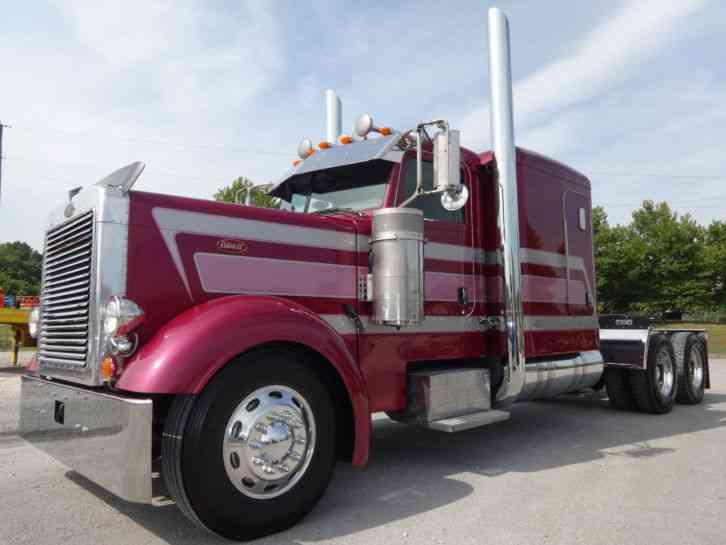 International ProStar (2009) : Sleeper Semi Trucks