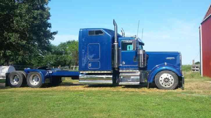 Kenworth W900  1994    Sleeper Semi Trucks