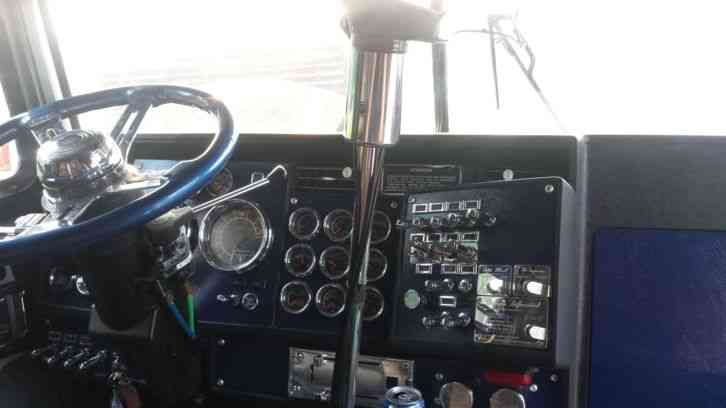 Truck Seats For Sale >> Kenworth W900 (1994) : Sleeper Semi Trucks