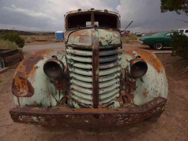 Diamond T 1947 Medium Trucks