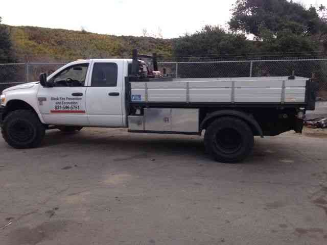 Dodge Ram 5500 2008 Medium Trucks