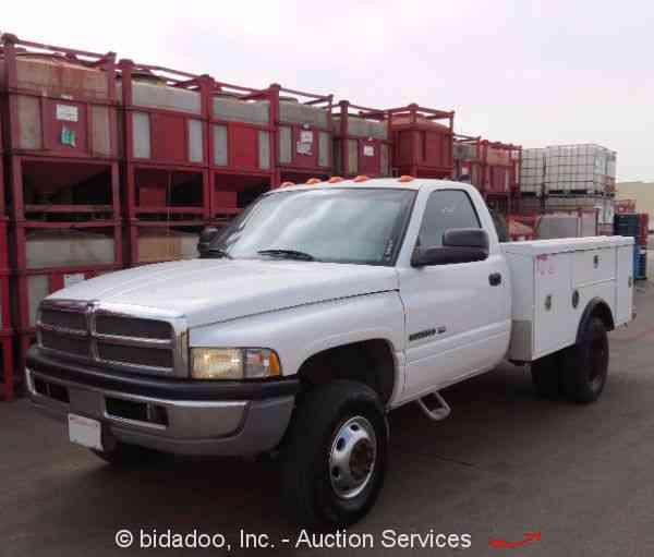 Dodge 3500 (2001) : Utility / Service Trucks