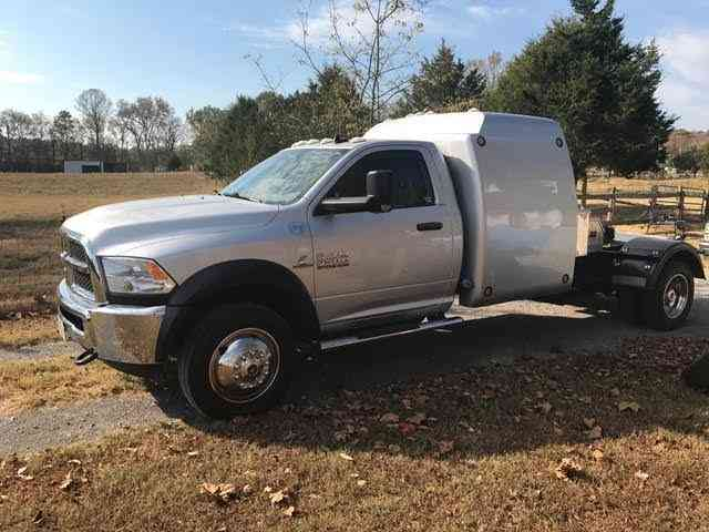 Dodge Ram 5500 2015 Medium Trucks