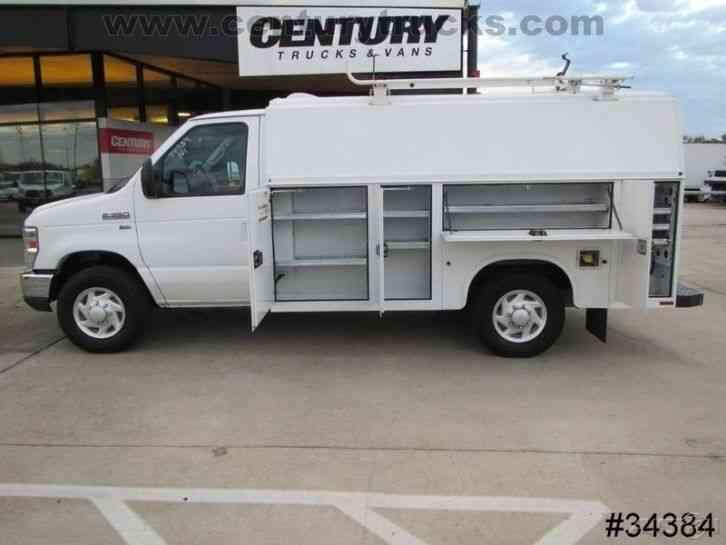 Trucks For Sale In East Texas >> Ford E350 SRW KUV UTILITY VAN (2011) : Utility / Service Trucks