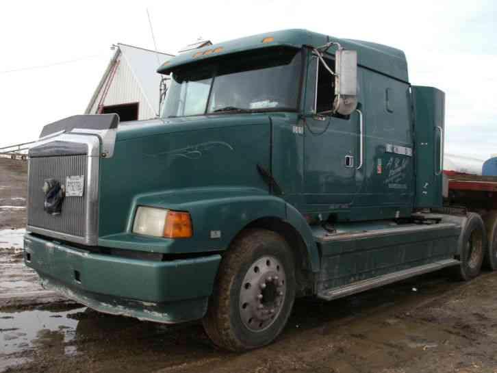 volvo (1995) : sleeper semi trucks volvo semi truck dash wiring 1995 volvo semi truck wiring