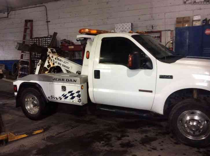 Ford F450 2003 Wreckers