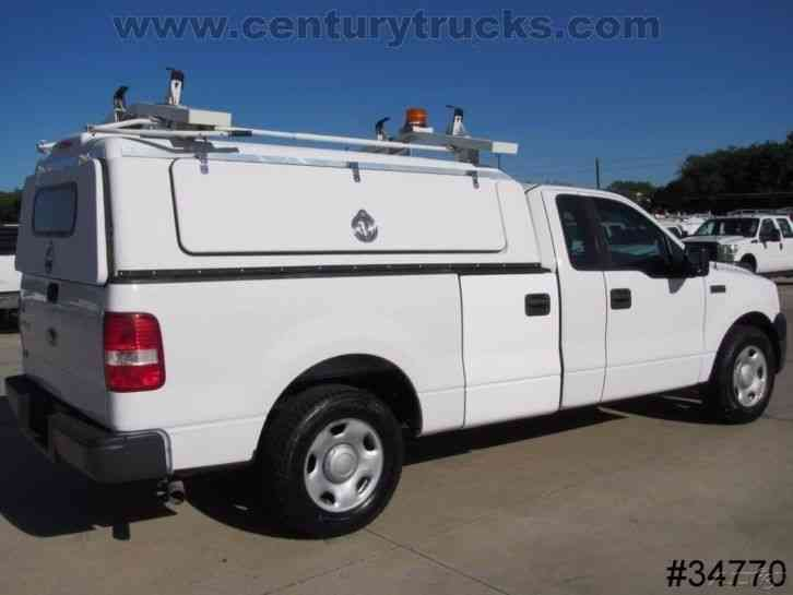 Ford F150 (2008) : Utility / Service Trucks