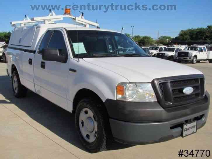 Ford F 150 Truck Bed Dimensions >> Ford F150 (2008) : Utility / Service Trucks