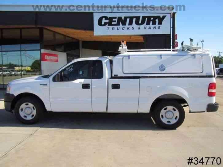Ford F150 2008 Utility Service Trucks