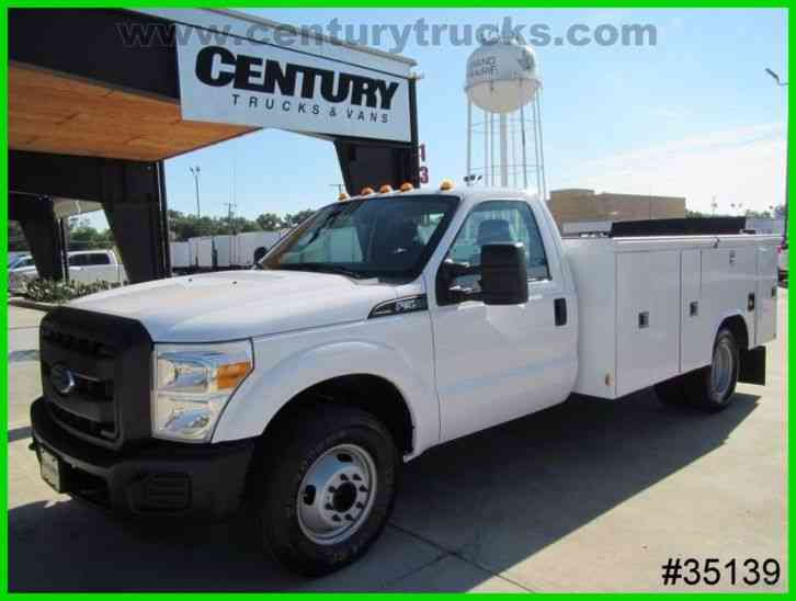 FORD F350 DRW (2013)