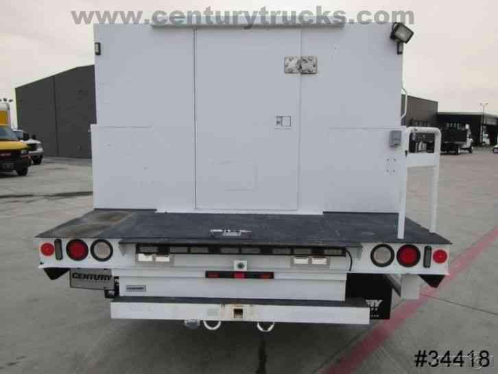 Ford F550 Regular Cab Utility Truck 2009 Utility