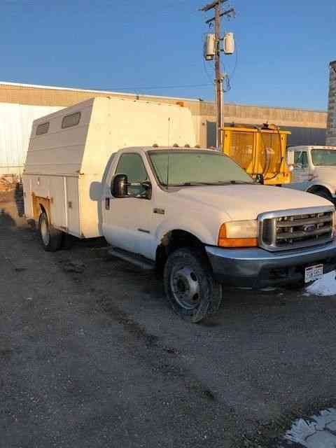 Ford F 550 (2000)