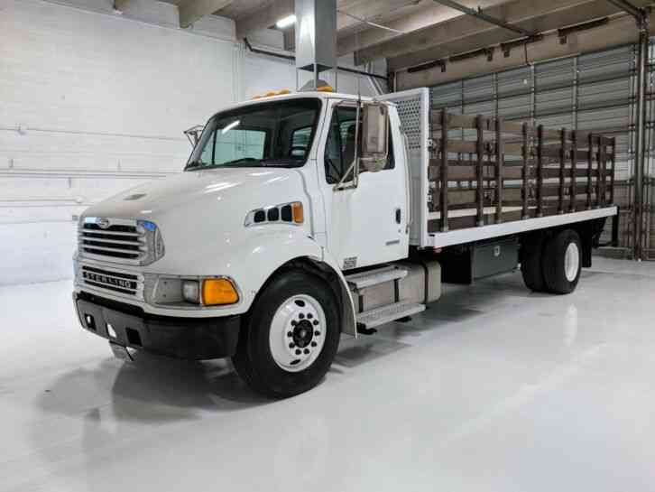 Sterling Flatbed Liftgate Cat engine Allison Automatic 77k miles (2005)