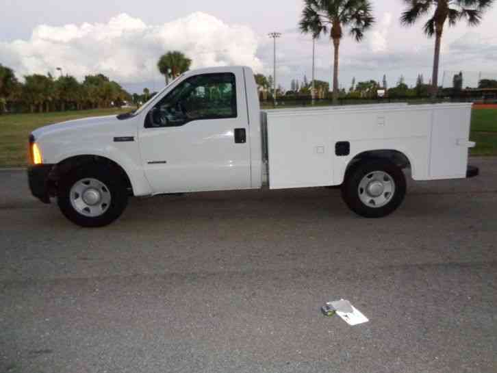 Ford F250 (2007)