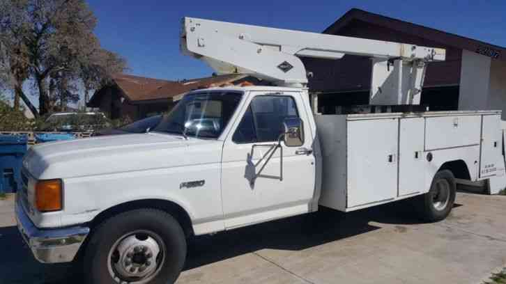 Ford F350 (1990)