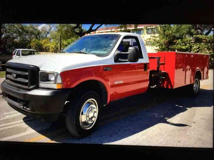 Ford F450 (2003)