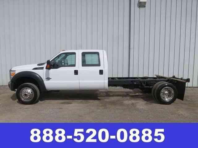 4 Wheel Diesel : Ford super duty f xl cab chassis medium trucks