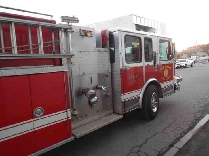 Marion Fire Truck Engine 1975 Emergency Amp Fire Trucks