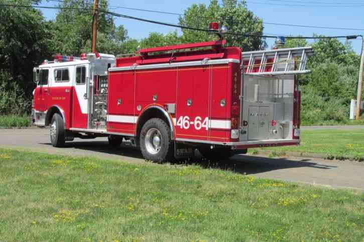 Mack Cf 1981 Emergency Amp Fire Trucks