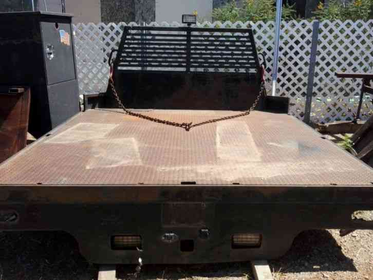 Utility Truck Beds For Sale >> Flat Bed Truck All Steel : Flatbeds & Rollbacks