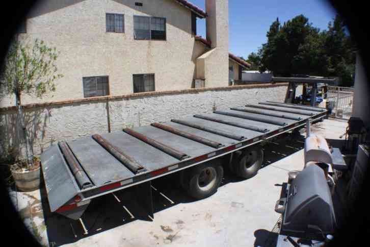 Iron Steer 10r25 2002 Flatbeds Amp Rollbacks