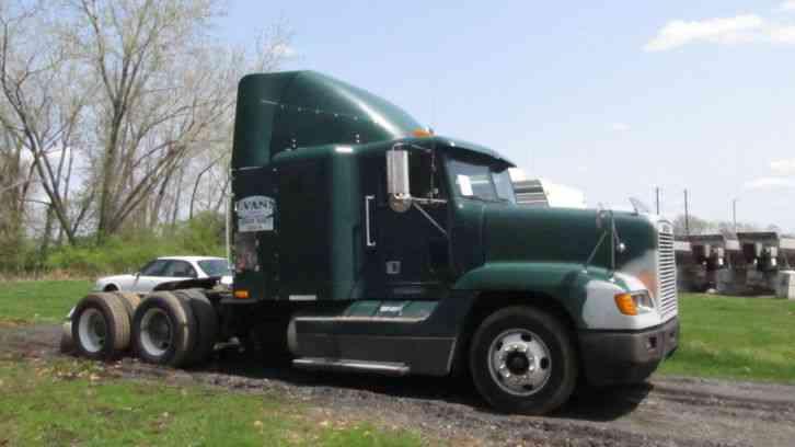 Freightliner 375 (1996) : Sleeper Semi Trucks