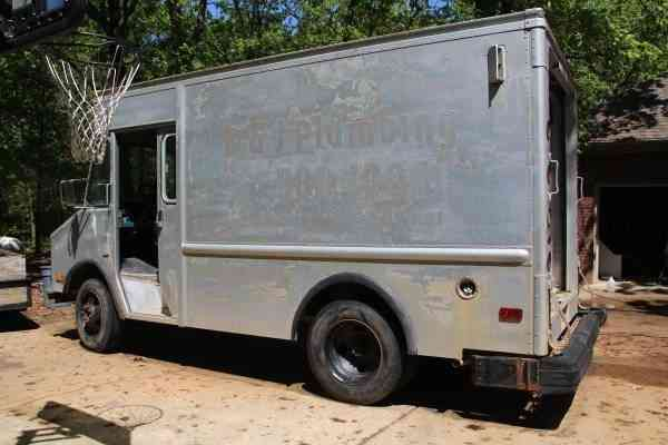 Used Vans For Sale Near Me >> Chevrolet Step Van Truck (1988) : Van / Box Trucks