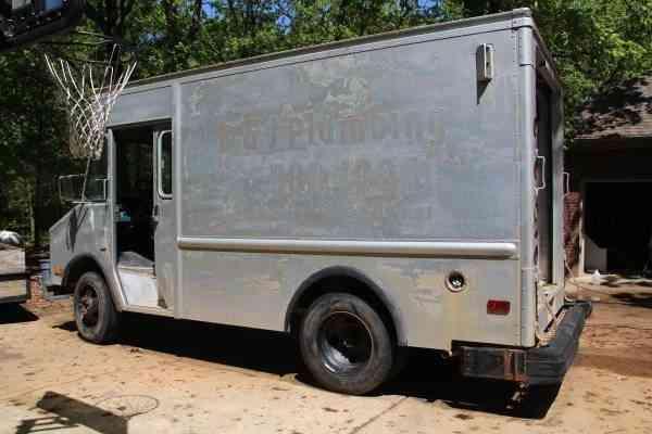 Used Cargo Vans For Sale Near Me >> Chevrolet Step Van Truck (1988) : Van / Box Trucks